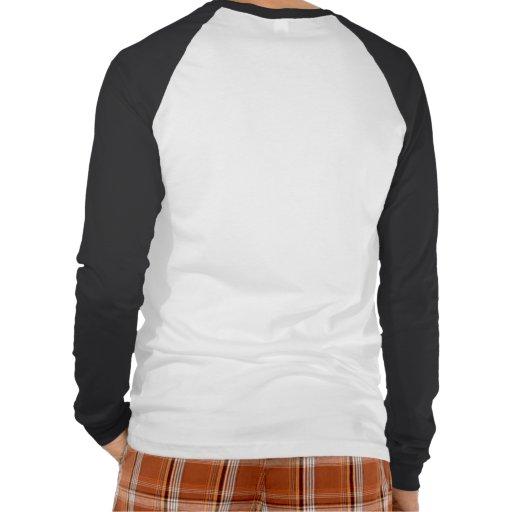 COLORES del ORGULLO 3D de LGBT T Shirts