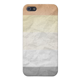 COLORES del ORGULLO 3D del OSO iPhone 5 Cárcasas