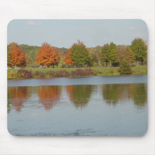 Colores del otoño de MOUSEPAD