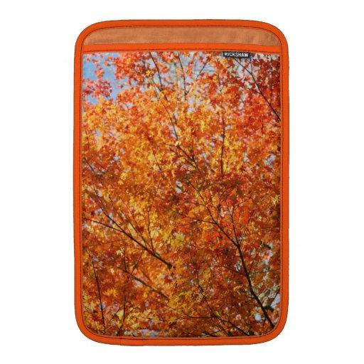 Colores del otoño funda  MacBook