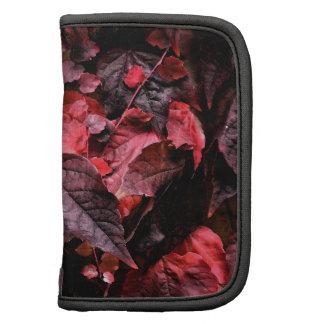 Colores del otoño (Herbstblätter) Planificadores