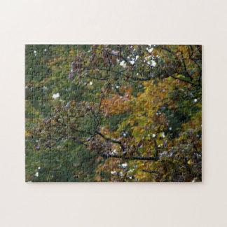 Colores del otoño puzzles