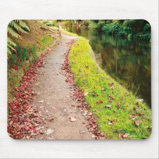 Colores del otoño alfombrilla de raton