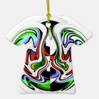 Colores del regalo del hakunamatata de HakunaMatat Ornamento De Reyes Magos