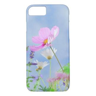 colores delicados de las flores del bonito del funda iPhone 7