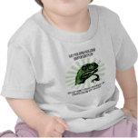 Colores divertidos de Philosoraptor Camiseta