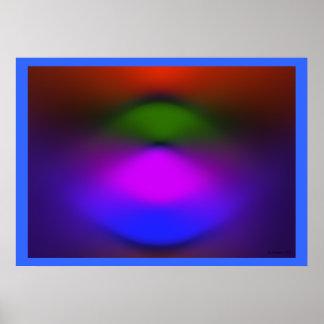 Colores en poster de la parte 1 del movimiento