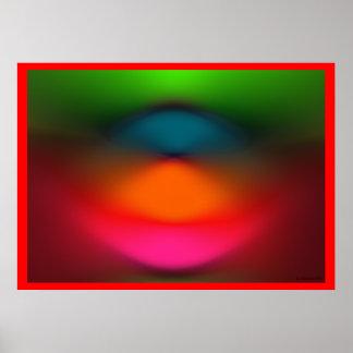 Colores en poster de la parte 2 del movimiento