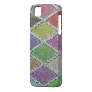 Colores endurecidos - cubierta del iPhone 5 Funda Para iPhone 5 Barely There