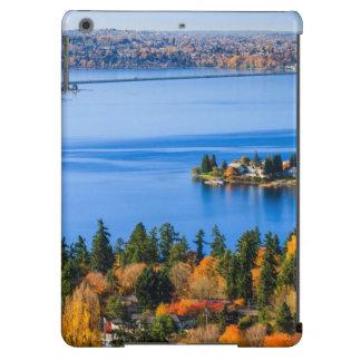 Colores espléndidos de la caída en Bellevue Carcasa iPad Air