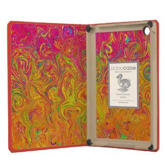Colores flúidos del iPad de Dodocase mini