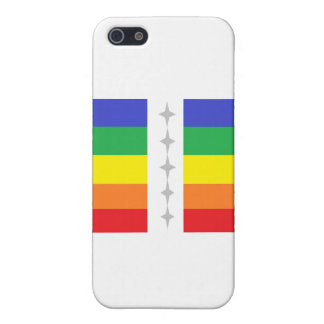 Colores iPhone 5 Protectores