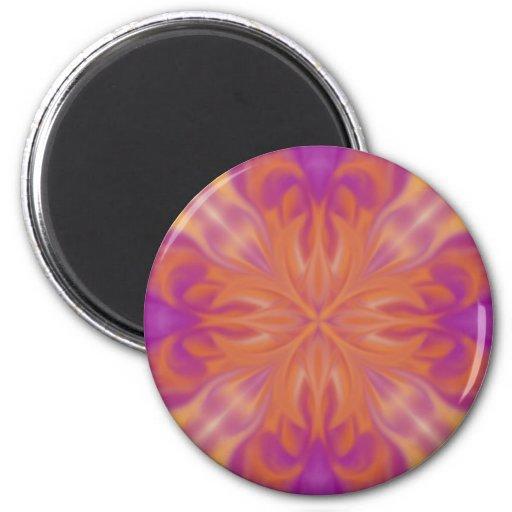 Colores Imán Redondo 5 Cm