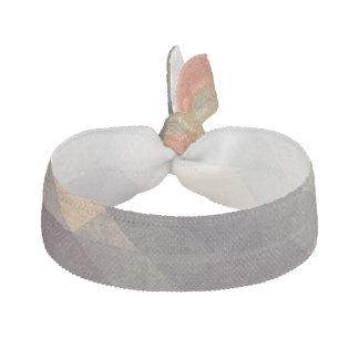 Colores llevados rayas intrépidas geométricas banda para el cabello
