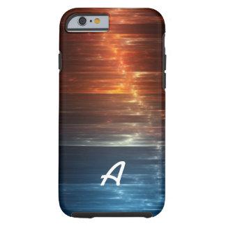 Colores metálicos funda de iPhone 6 tough