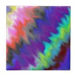 Colores mezclados azulejos cerámicos