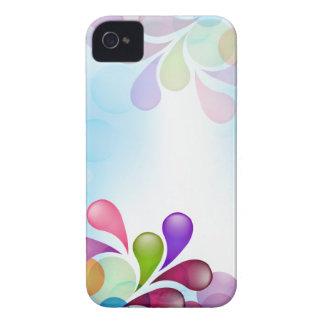Colores modernos vol. 11 Case-Mate iPhone 4 coberturas