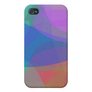 colores ractive iPhone 4/4S fundas