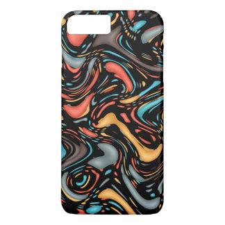 Colores revueltos funda iPhone 7 plus