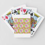 colores suaves cartas de juego