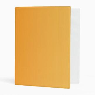 Colores suaves de las pendientes - naranja + sus mini carpeta