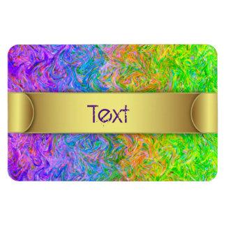 Colores superiores del líquido del imán de Flexi