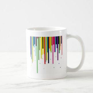colores taza de café