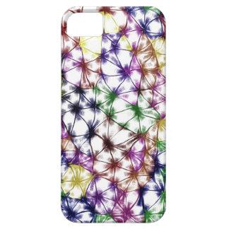 Colores triangulares funda para iPhone SE/5/5s