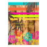 Colores tropicales del grunge/de la playa theme/DI