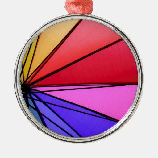 Colores verdaderos ornamento para reyes magos