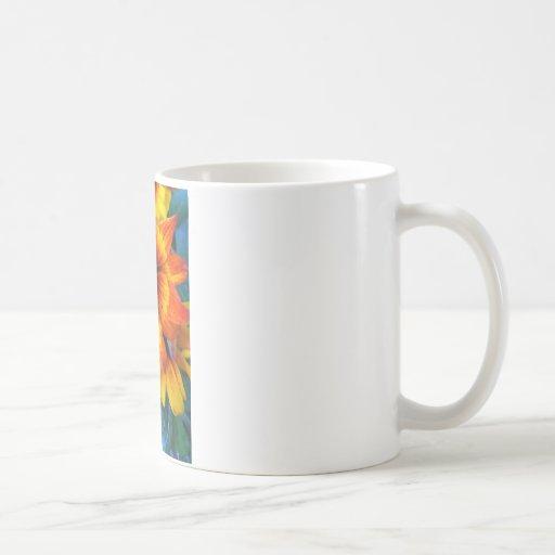 Colores verdaderos taza clásica