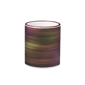 Colores vibrantes taza a dos colores