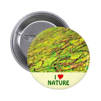 Colores vivos naturales pins