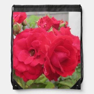 Colorete color de rosa Fleur Mochila
