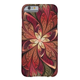 Colorete de Chanteuse del La Funda Barely There iPhone 6