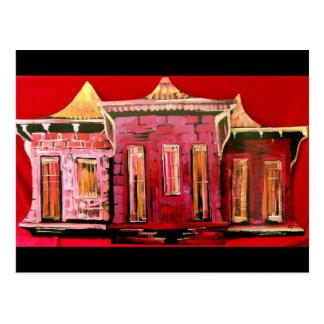 Colorete de Faubourg Tarjetas Postales
