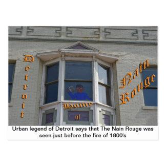 Colorete de Nain en Detroit Postal