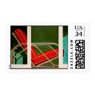 colorete del fauteuil sello