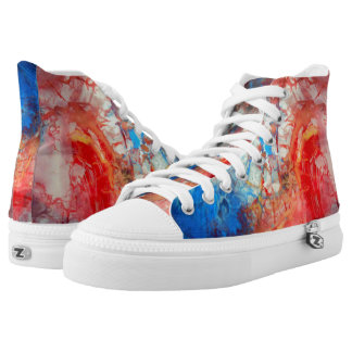 Colorfield Printed Shoes