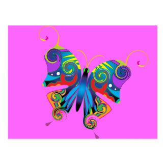 Colorfly Postcard