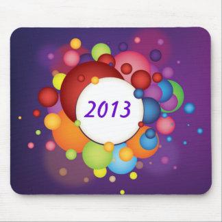 Colorful 2013 Mousepad