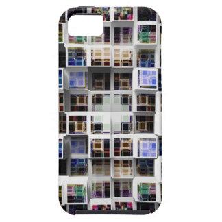 Colorful 3D Cubes iPhone SE/5/5s Case