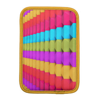 Colorful 3D Geometric iPad Mini Sleeve