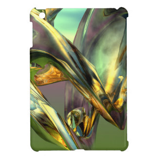 Colorful 3D model design iPad Mini Covers
