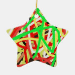 colorful 676 abstract art ornaments