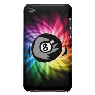 Colorful 8 ball iPod touch cover