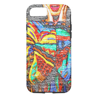 Colorful 90s iPhone 7 Case