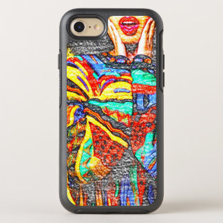Colorful 90s iPhone 7 Otterbox Case