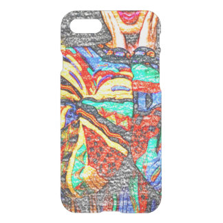 Colorful 90s iPhone 8/7 Clearly™ Case