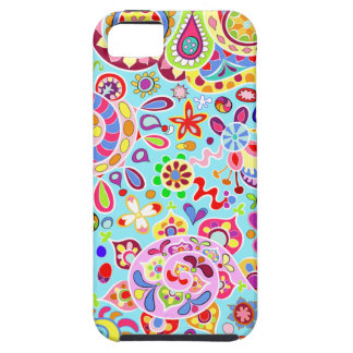 Colorful Abstract Art iPhone 5 Case by Case-Mate